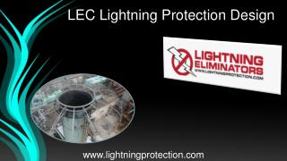 LEC Lightning Protection Design