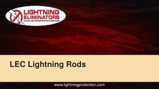 LEC Lightning Rods