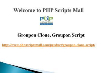 Groupon Clone, Groupon Script