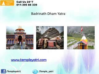 Badrinath Dham Yatra