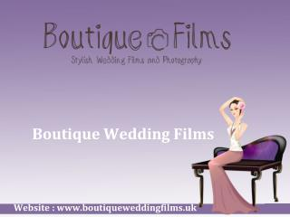 Wedding Videographer In Kent
