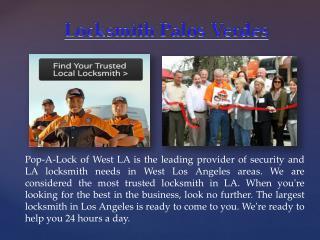 Locksmith Carson
