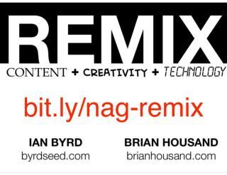 REMIX: Content Creativity Technology