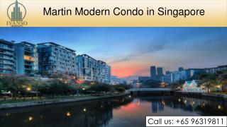 Martin Modern Condo in Singapore