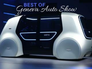 Best of Geneva Auto Show