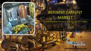 Global Refinery Catalyst Market Size, Analysis, Forecast Report Published By Inkwood Research