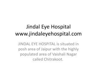 Jindal Eye Hospital