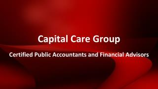 Personal Financial Planning Services |