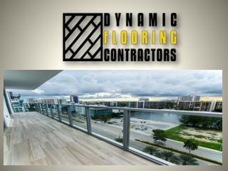 Flooring contractors and installers in Miami