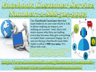 What is the fastest way to get Facebook Customer Service:-1-888-514-9993?