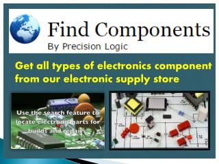 The best online electronics parts store in USA