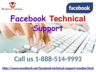 What are the geniuses of Facebook Technical Support 1-888-514-9993?