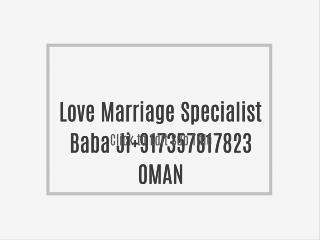 Best Love Vashikaran Specialist Baba Ji 917357817823 MUMBAI