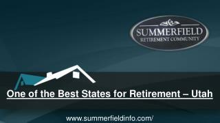 Utah Retirement
