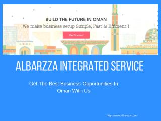 Get The Best Business Opportunities In Oman With Us