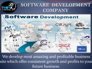 Thinkdebug is IT Software development company in Zimbabwe.