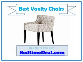 Best Vanity Chairs