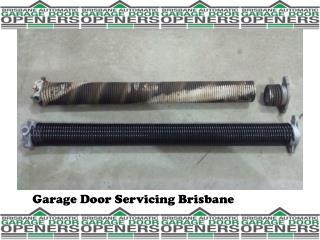 Garage Door Servicing Brisbane