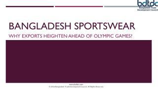 Bangladesh sportswear