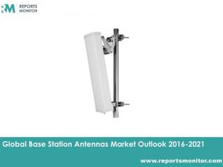 Base Station Antennas Global Market Share Analysis