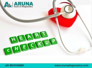 Cardiac Health Checkup- Aruna Diagnostics