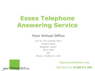 Call Answering Essex Service