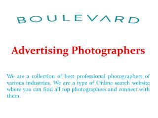 Advertising Photographers