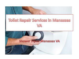 Toilet Repair Services in Manassas VA