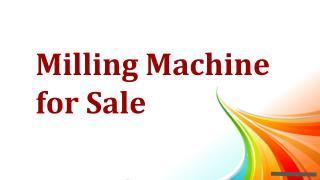 Used CNC Milling Machine |  www.cluemachines.com
