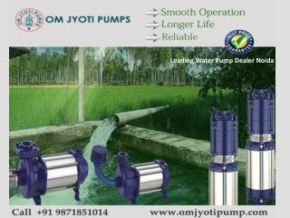 Leading Water Pump Dealer Noida Call us 9871851014