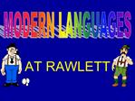 AT RAWLETT