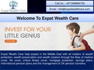 Uk Pension Transfer | Expat Wealth Care