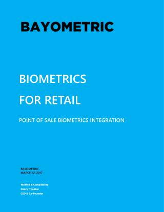 Biometrics for Retail