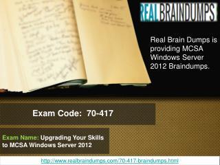 Pass Your Cisco Certification Exam With Realbraindumps.com