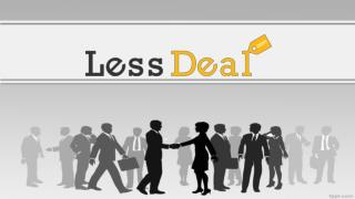 Industrial Product Supplier- Lessdeal