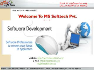 Software Designing Company in India