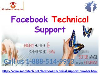 Does Facebook Technical Support truly accommodating 1-888-514-9993?