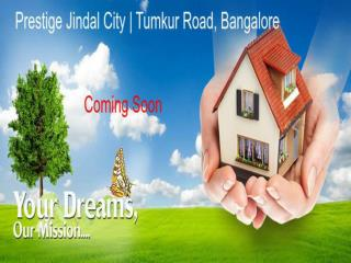 Prestige Jindal City | Luxury Flats In West Bangalore