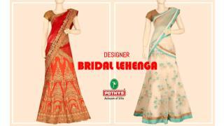 Buy Bridal Lehengas Online!