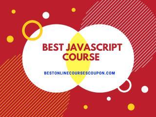 Best Javascript Course