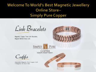 Magnetic Jewellery Online Store USA|Buy Magnetic Jewellery LA