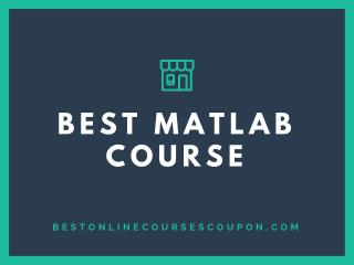 Best Matlab Course