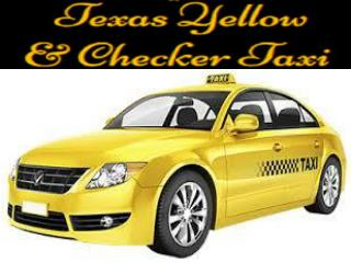 Avail the most trusted taxi services in Texas from us
