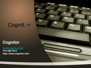 Web Development & Mobile Development USA - Cognitor