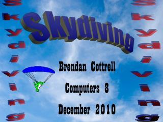 Brendan Cottrell Computers 8 December 2010
