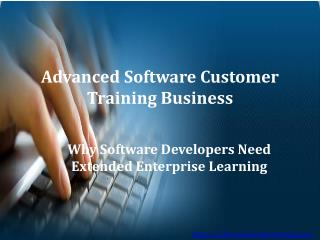 Advanced Software Customer Training Business