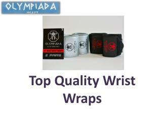 Top Quality Wrist Wraps