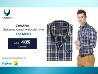 Cavana Clothing - online fashion store for men
