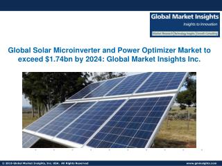 Solar Microinverter and Power Optimizer Market in China to reach 1.4 GW by 2024