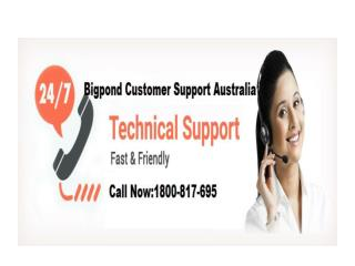Know How To Reply An Email With Bigpond Support Australia